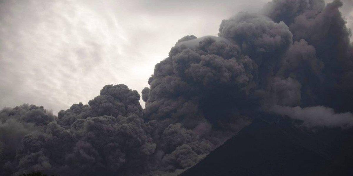 La fuerte erupción del Volcán de Fuego en Guatemala ya es tragedia: al menos siete muertos por un río de lava y rocas