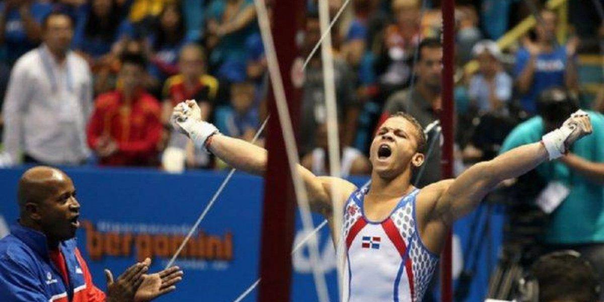 Audrys Nin sigue brillando en gimnasia mundial