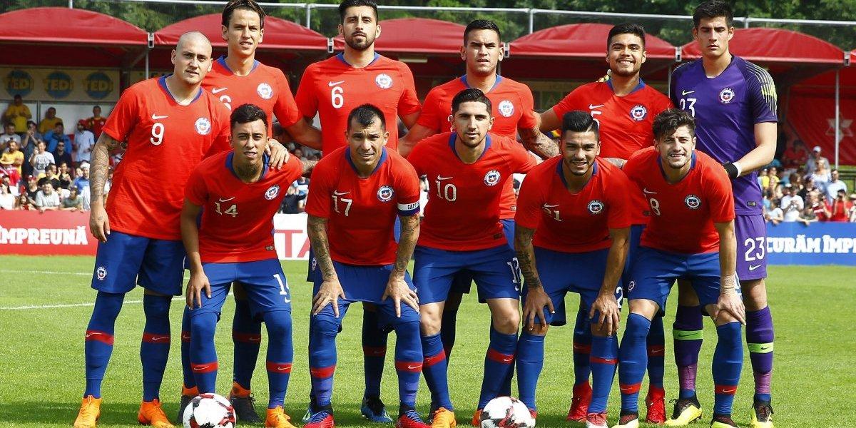 Las pruebas de Rueda no se detienen y Chile tendrá una novedosa formación ante la mundialista Serbia