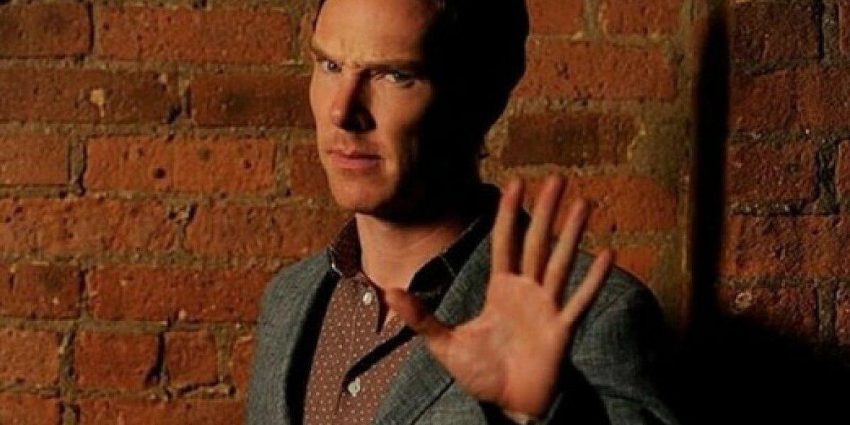 "Benedict Cumberbatch, protagonista de ""Doctor Strange"",  salvó a un ciclista de una paliza"