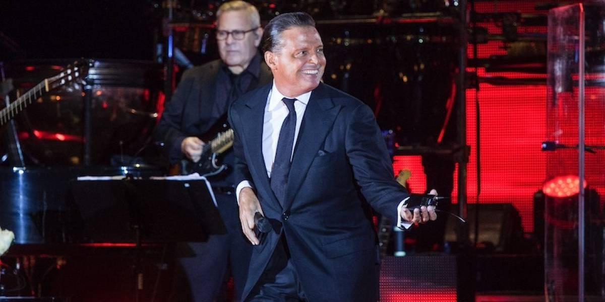Luis Miguel vendría a Chile por partida doble: Festival de Viña y concierto en solitario