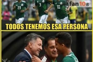 México dejó dudas tras su pálida actuación ante Escocia