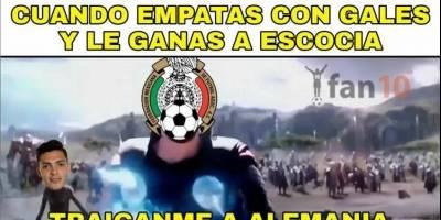 La afición mexicana se burló de su propia selección