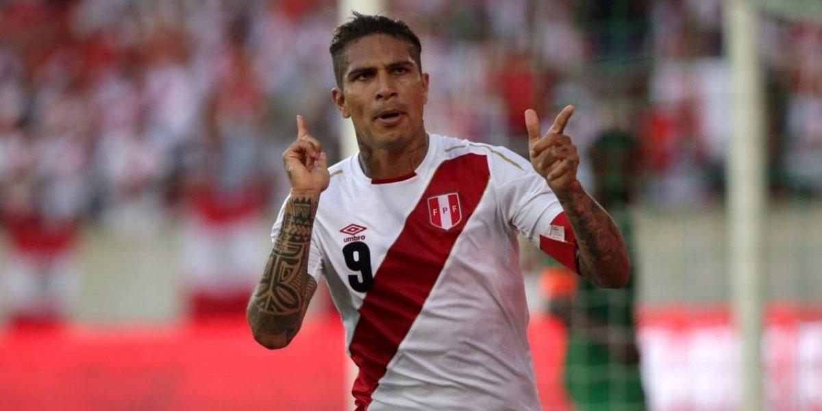 Gareca juega al misterio: Guerrero sería suplente en el debut de Perú en el Mundial