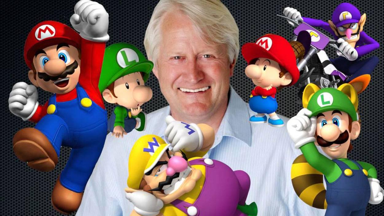 Charles Martinet hará la voz de Mario en WIFI Ralph