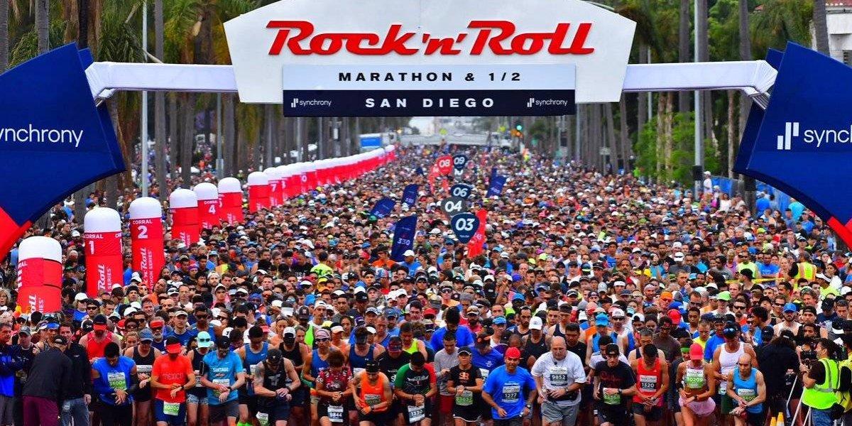 Maratón en San Diego es interrumpido por tiroteo