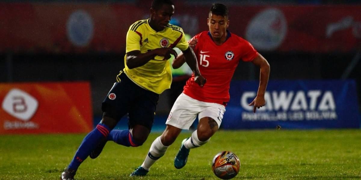 La Rojita se hizo gigante ante Colombia e irá por la medalla de oro en Cocha 2018
