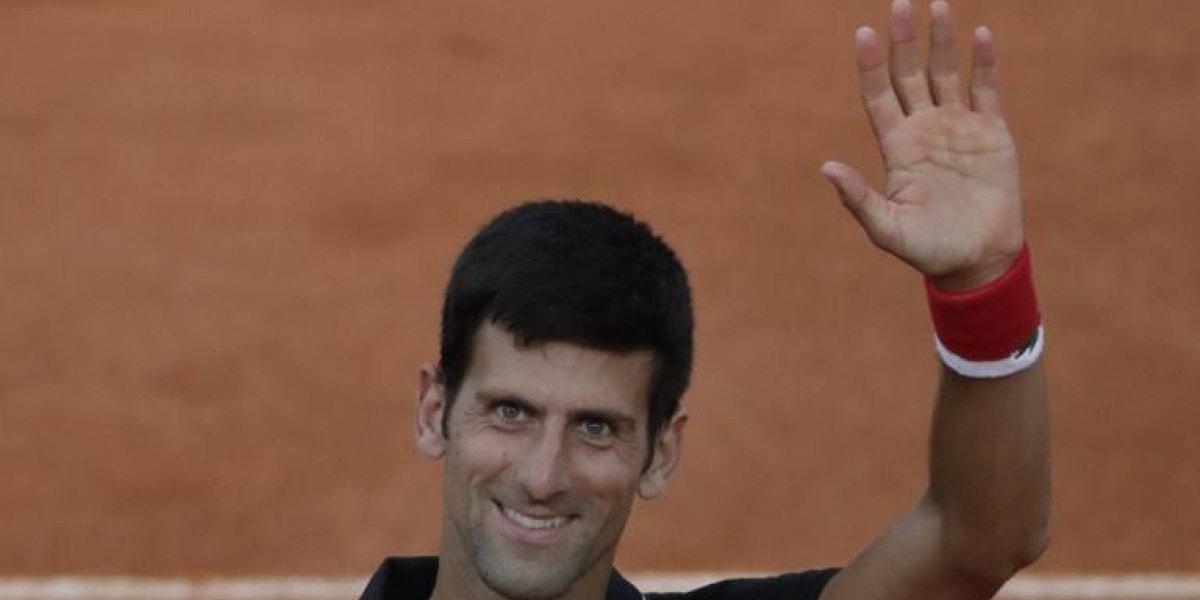 Djokovic supera a Verdasco y avanza a los cuartos de final