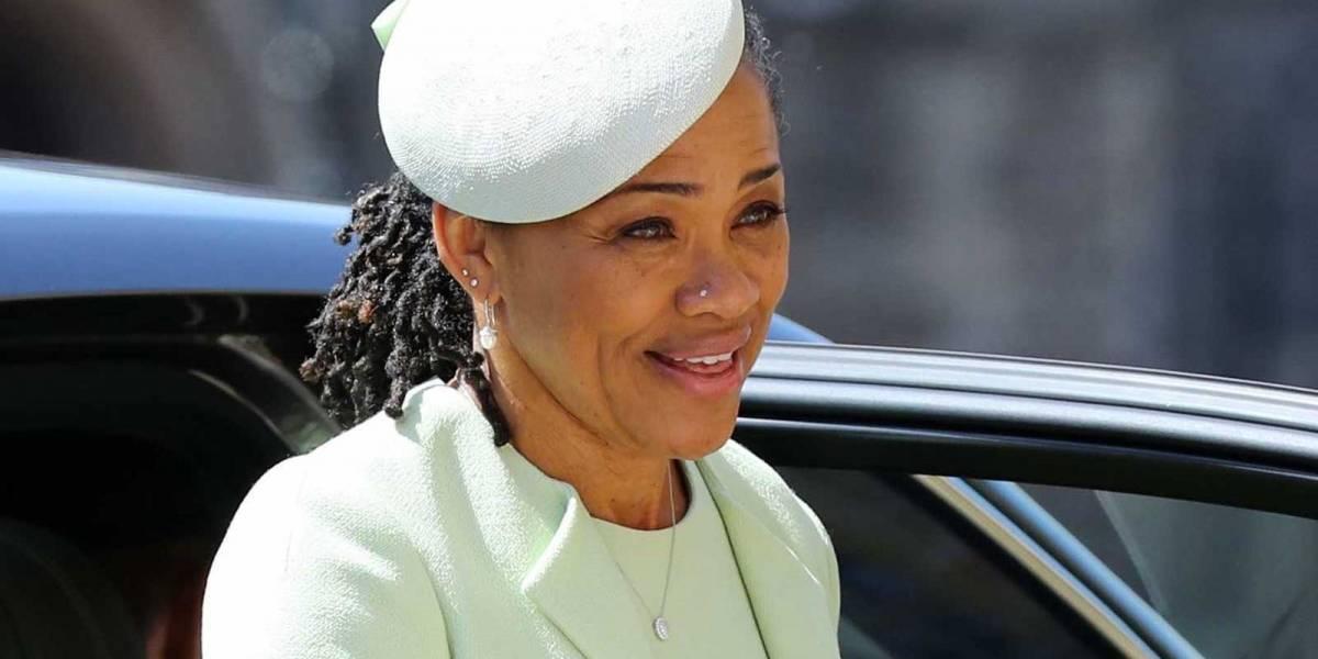 Mamá de Meghan Markle habló sobre su encuentro con la reina Elizabeth II
