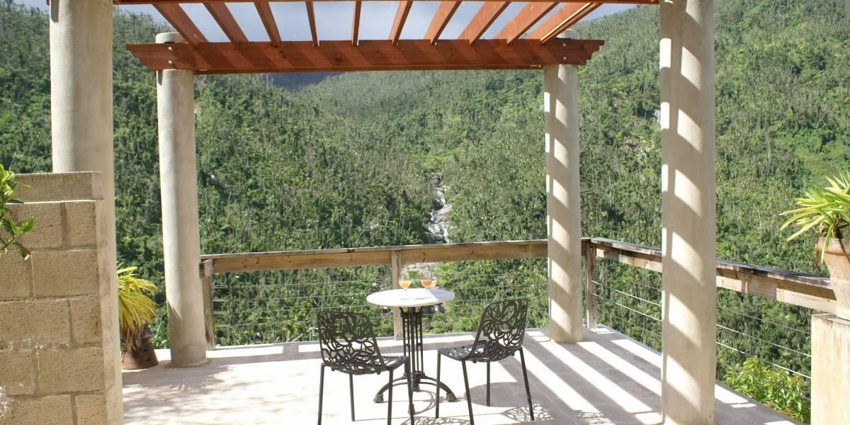 Casa Flamboyant: un tesoro escondido en el corazón de El Yunque