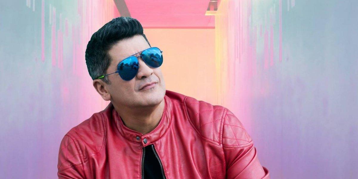 "Eddy Herrera promociona sencillo ""Dime tú"""