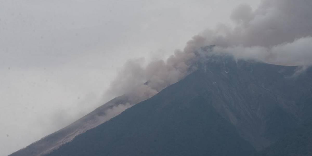 Empresarios se solidarizan con familias de fallecidos y afectados tras emergencia de volcán de Fuego