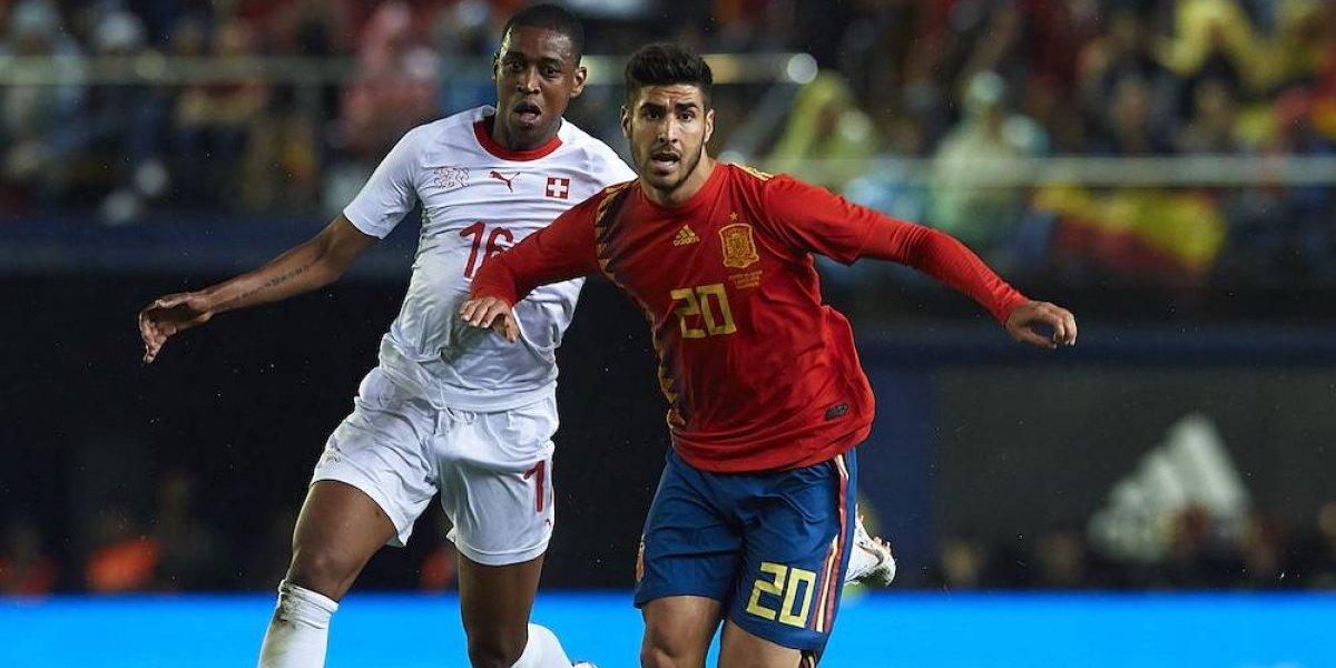 España dominó pero no pudo doblegar a Suiza