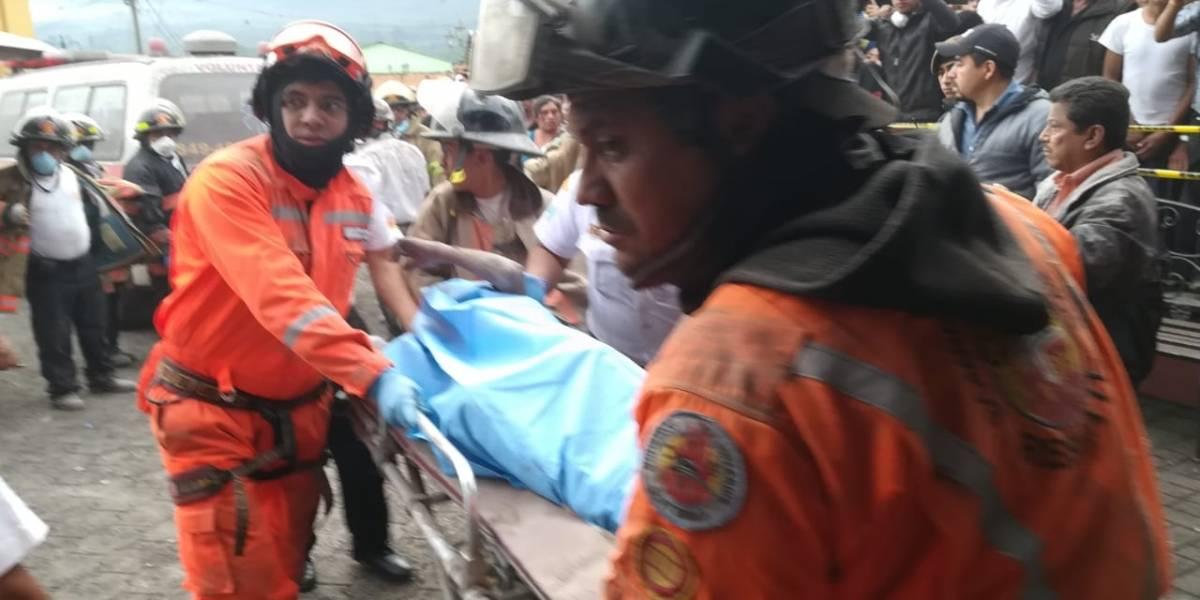 PrayforGuatemala: Piden oraciones por víctimas de Volcán de Fuego