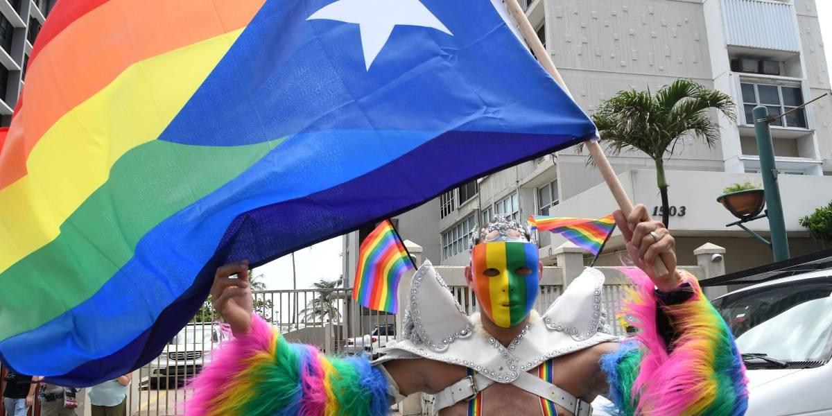 Culto para gays en Coribantes