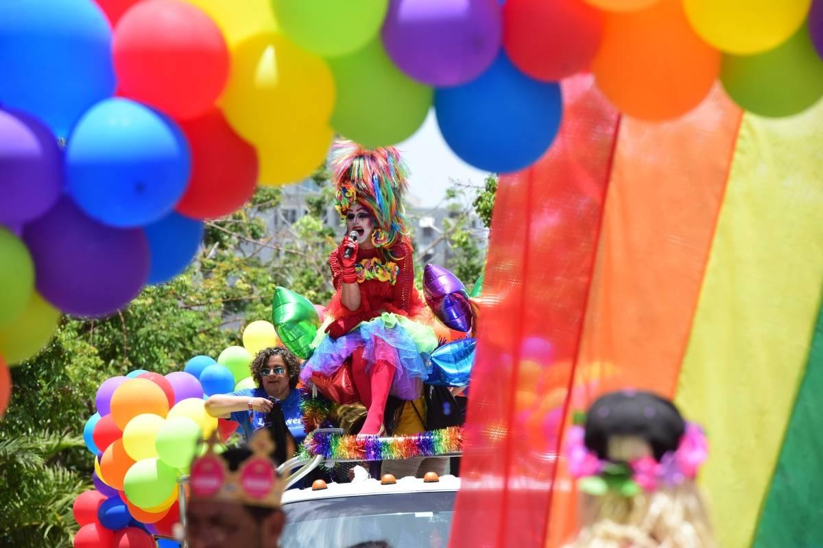 Marcha Orgullo LGBTT | Foto: Dennis A. Jones