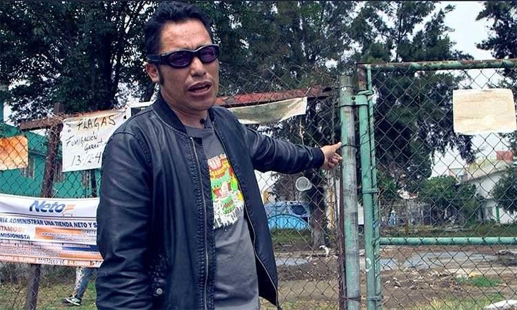 """Daniel Velázquez, fundador de """"Colectivo Rey Calavera"""""""