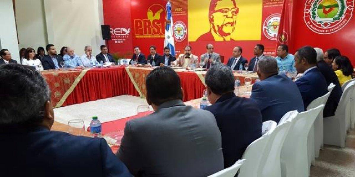 PRSC cree que existe consenso para aprobar Ley de Partidos esta misma semana