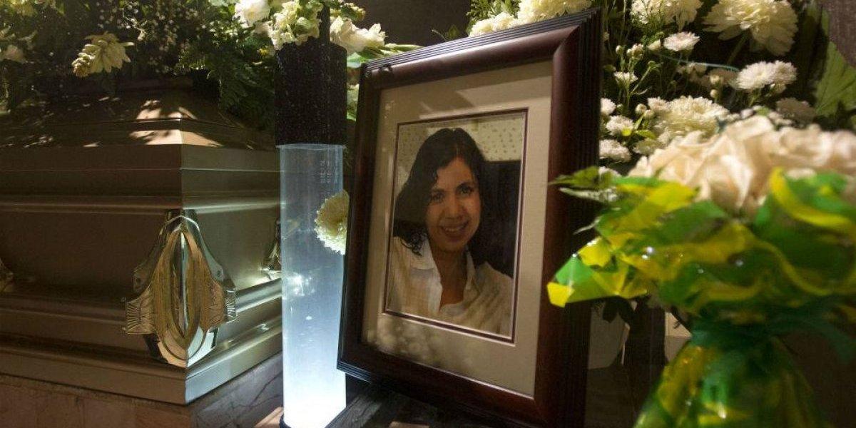 Detienen a ex esposo de periodista Alicia Díaz señalado por su feminicidio