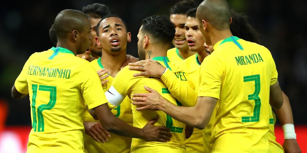 Brasil se juega su futuro en el Mundial ante Serbia