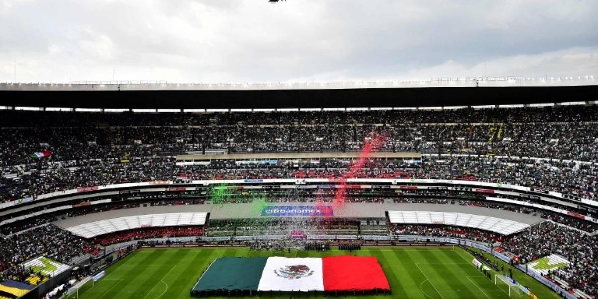 Guatemalteco muere mientras veía amistoso de México en el Estadio Azteca