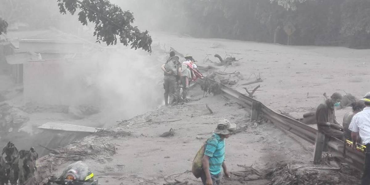 Ministerio Público investigará de oficio la tragedia en el volcán de Fuego