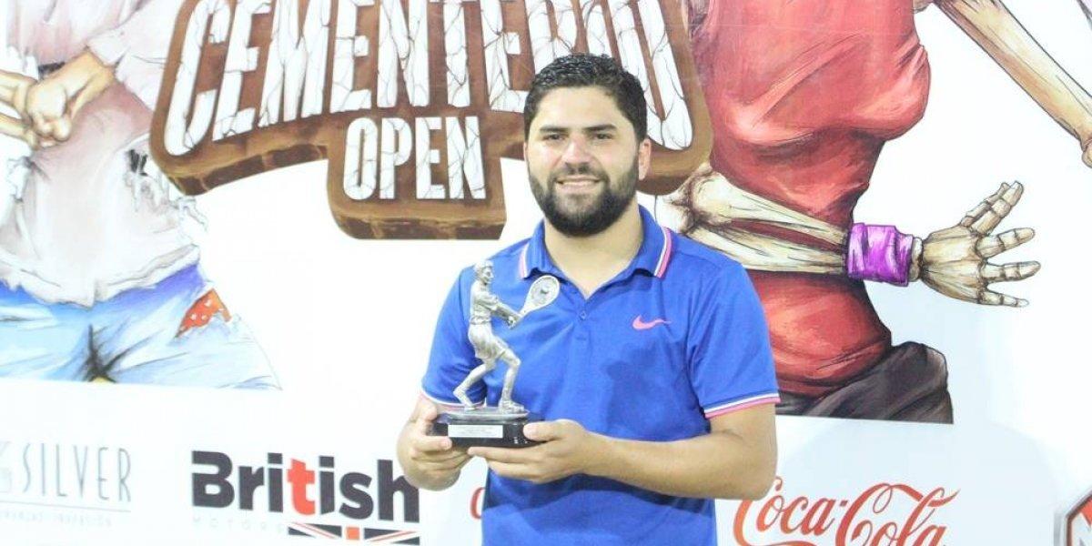 Isa vuelve a ser campeón en el Cementerio Open
