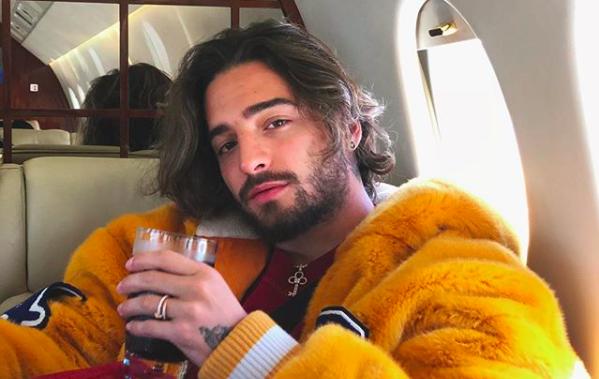 Con sugestiva foto, Maluma les respondió a quienes critican su nueva canción