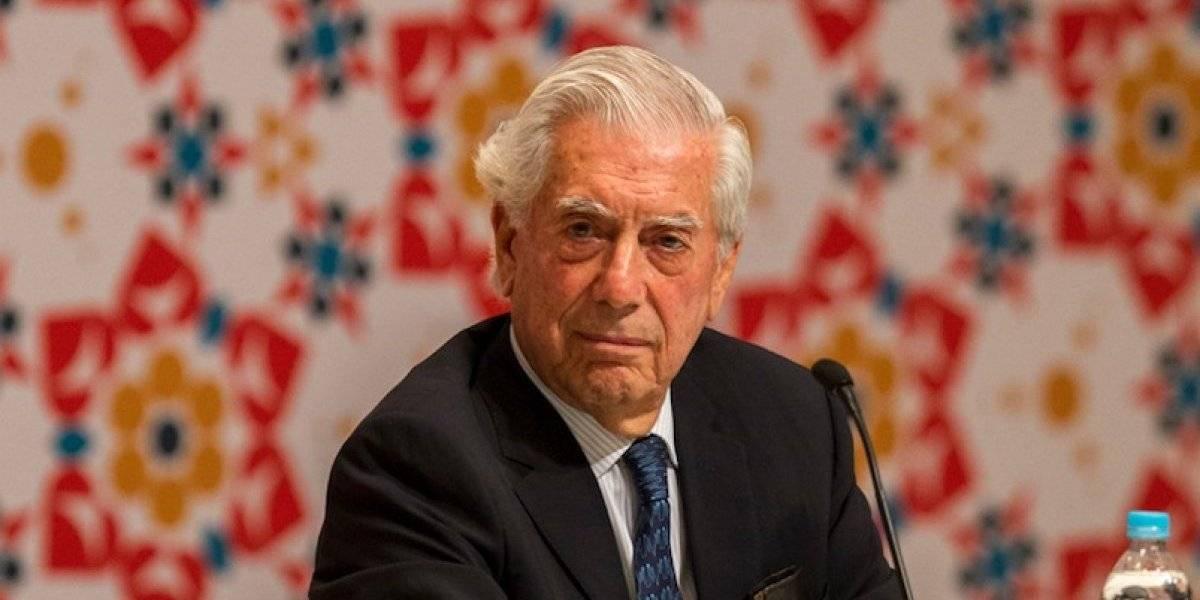 El llamado de Vargas Llosa