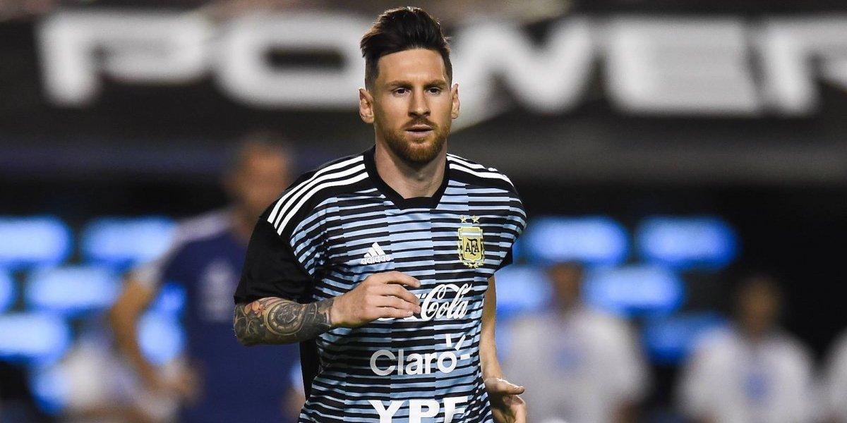 Palestinos piden boicot a Messi por duelo ante Israel