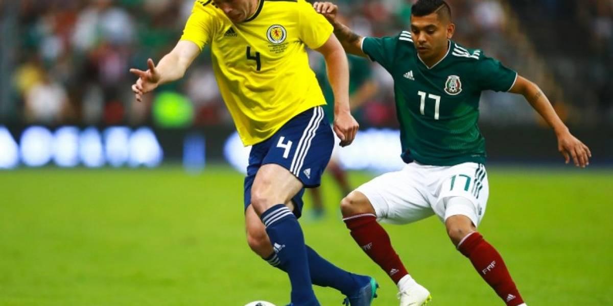 Los mejores memes del partido de despedida de México ante Escocia