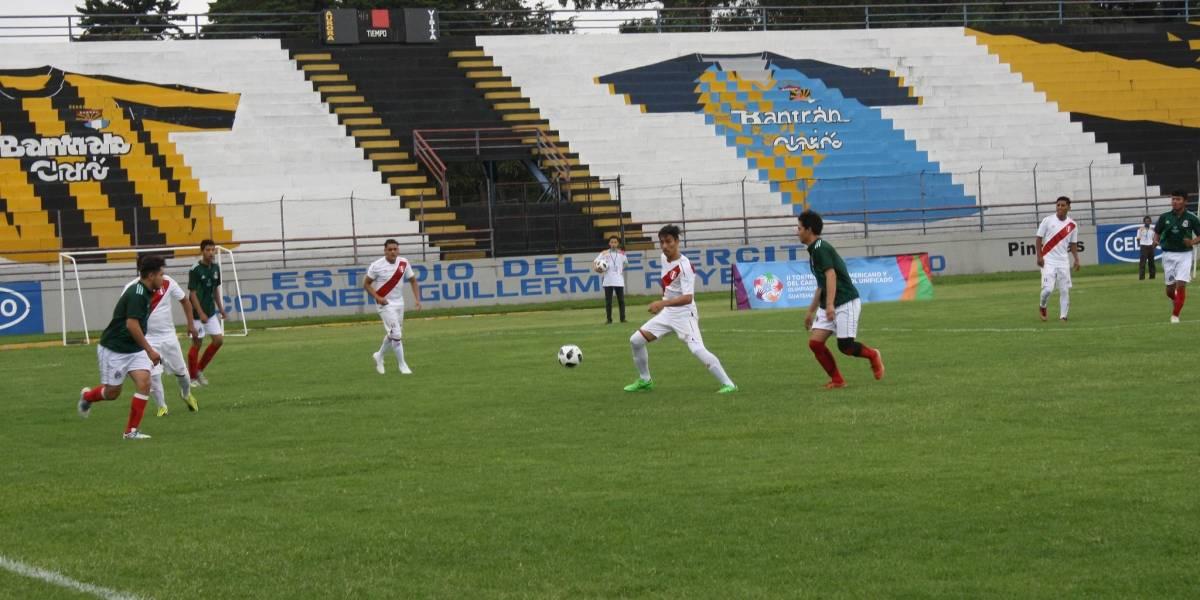 Segundo día en el II Torneo Centroamericano y del Caribe de Futbol Unificado