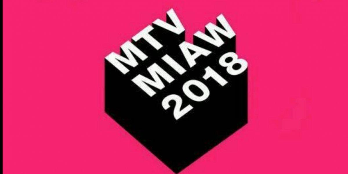 Estos son los ganadores de los MTV MIAW 2018