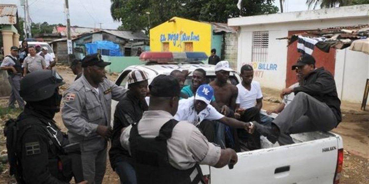 PN arresta y somete a la justicia mil 238 personas