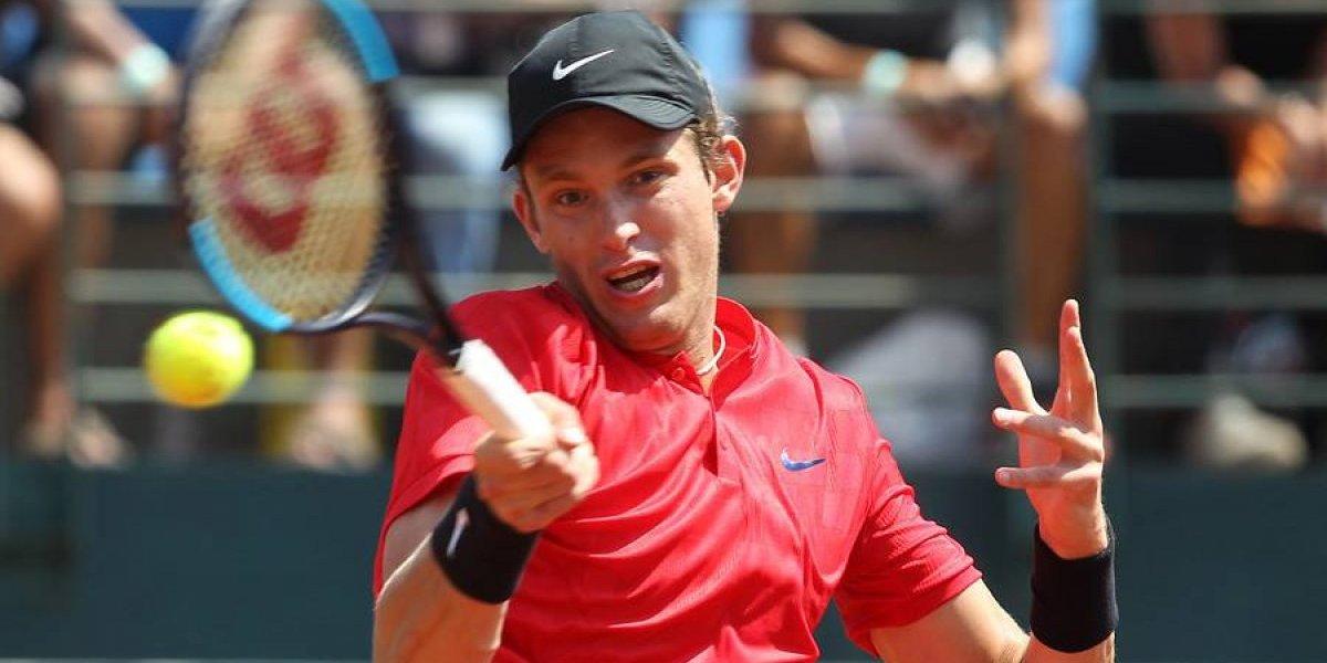 Jarry sigue haciendo historia en el dobles de Roland Garros y ya está en cuartos de final