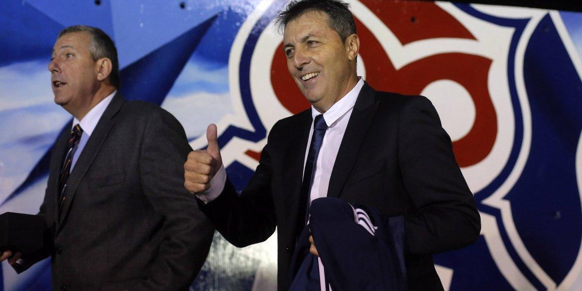 """La U se enfoca en los """"chilenos extranjeros"""" para reforzar el plantel de Kudelka"""