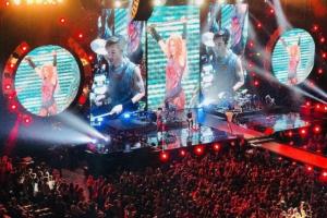 Arranca gira de Shakira