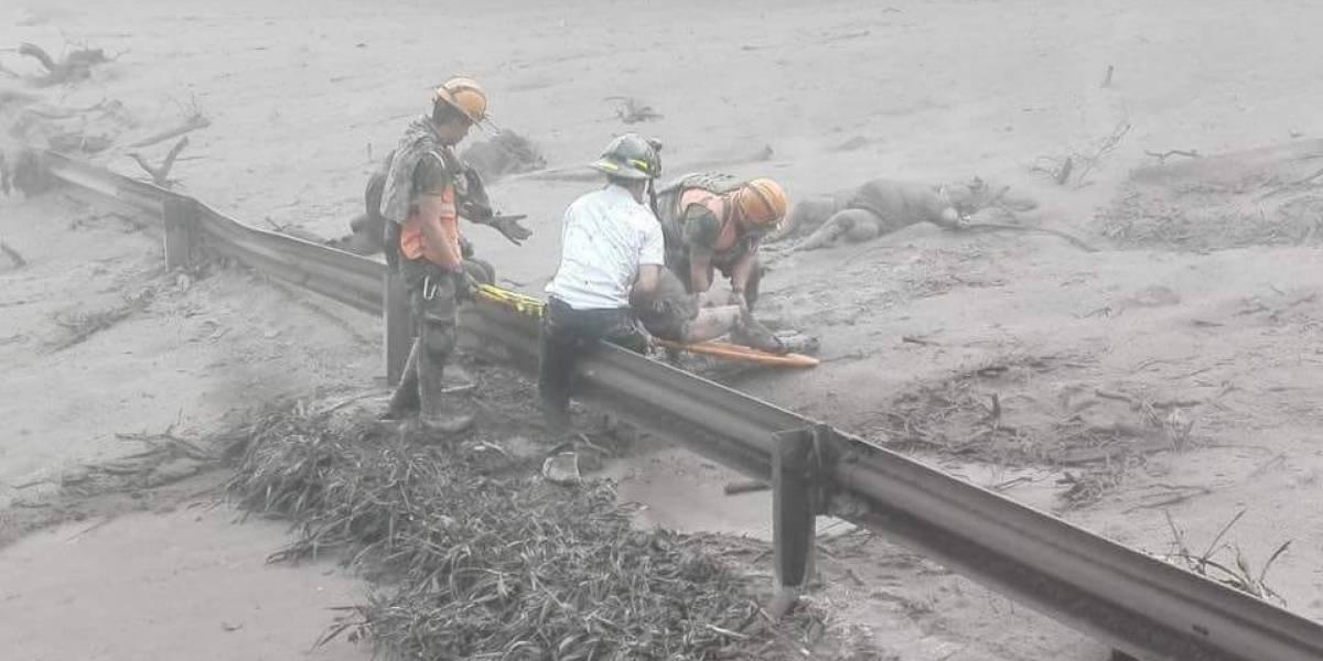Países se solidarizan ante tragedia provocada por el volcán de Fuego