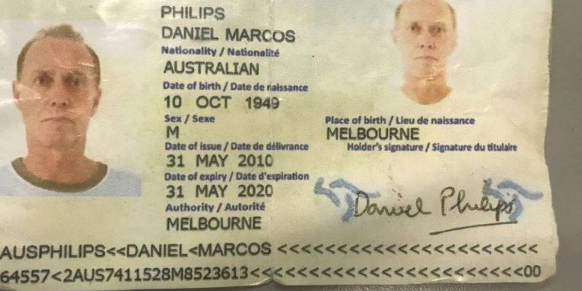 Australiano foragido e condenado por pedofilia morre no Rio de Janeiro