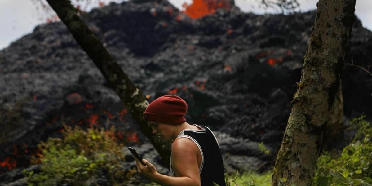 Quantas pessoas morrem em erupções de vulcões anualmente?