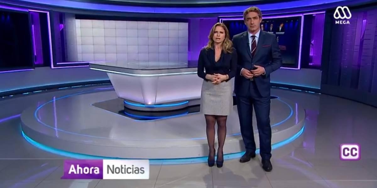 Periodista Jorge Cabezas abandonará su cargo de director de prensa en Mega