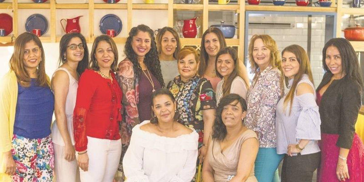 #TeVimosEn: AMUCINE ofrece desayuno en honor a Yvette Marichal