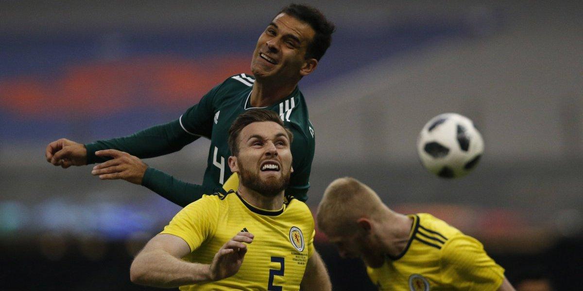 Rafa Márquez abordó a los protagonistas de la polémica celebración — Selección mexicana