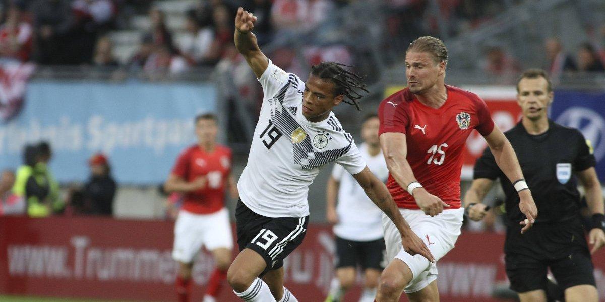 Joachim Löw sorprendió con la nómina de Alemania y dejó sin Mundial a Leroy Sané