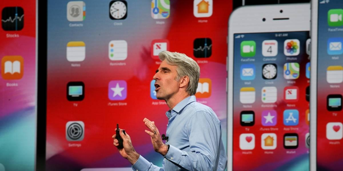 Novo software da Apple para iPhone acelera dispositivos antigos