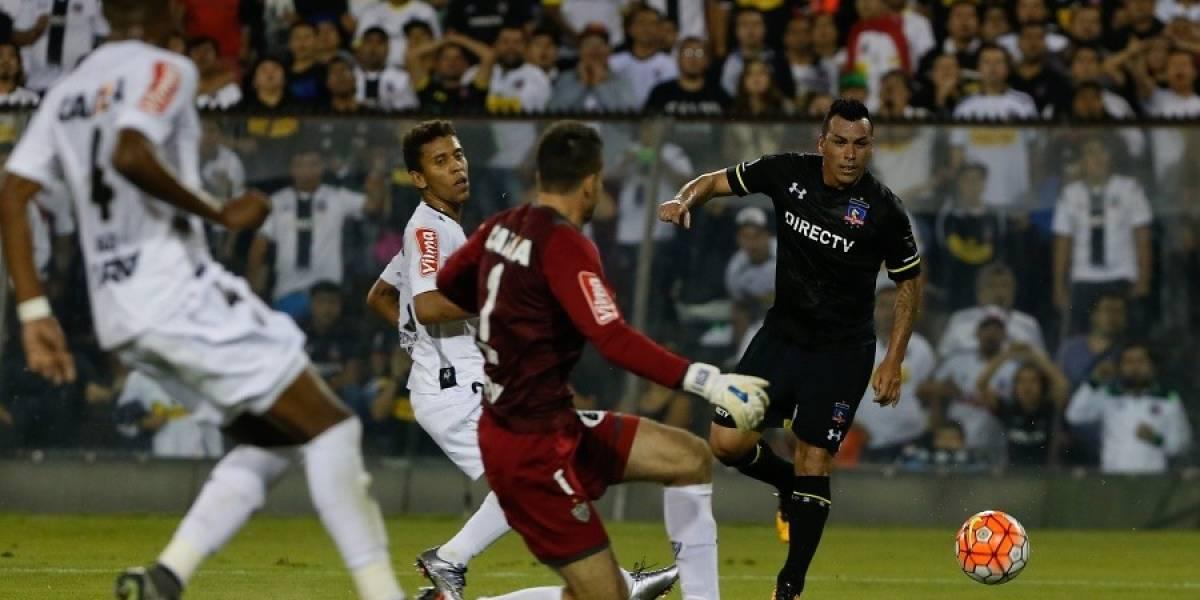 El mal registro de Colo Colo ante brasileños en torneos internacionales