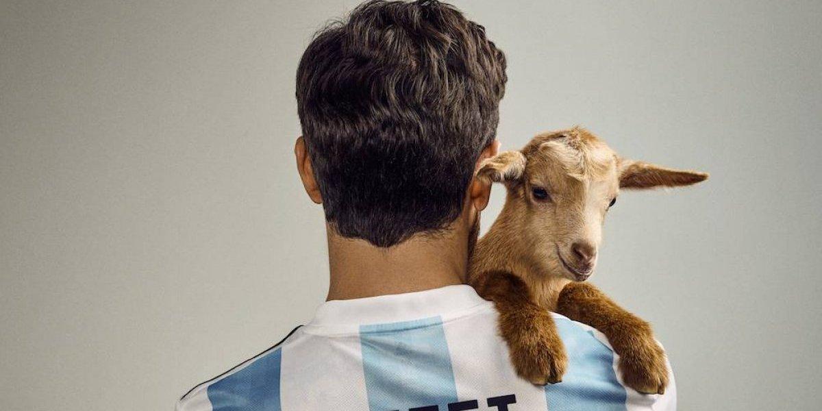 Lionel Messi es considerado 'The GOAT' por una revista norteamericana