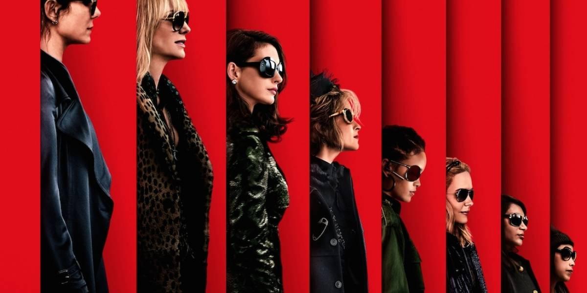 Ocean's 8: Un filme femenino con actitud, comedia y estilo