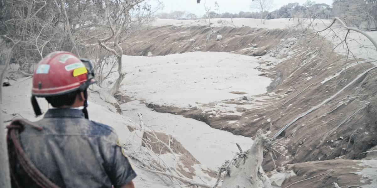 Un día después de la tragedia en Guatemala