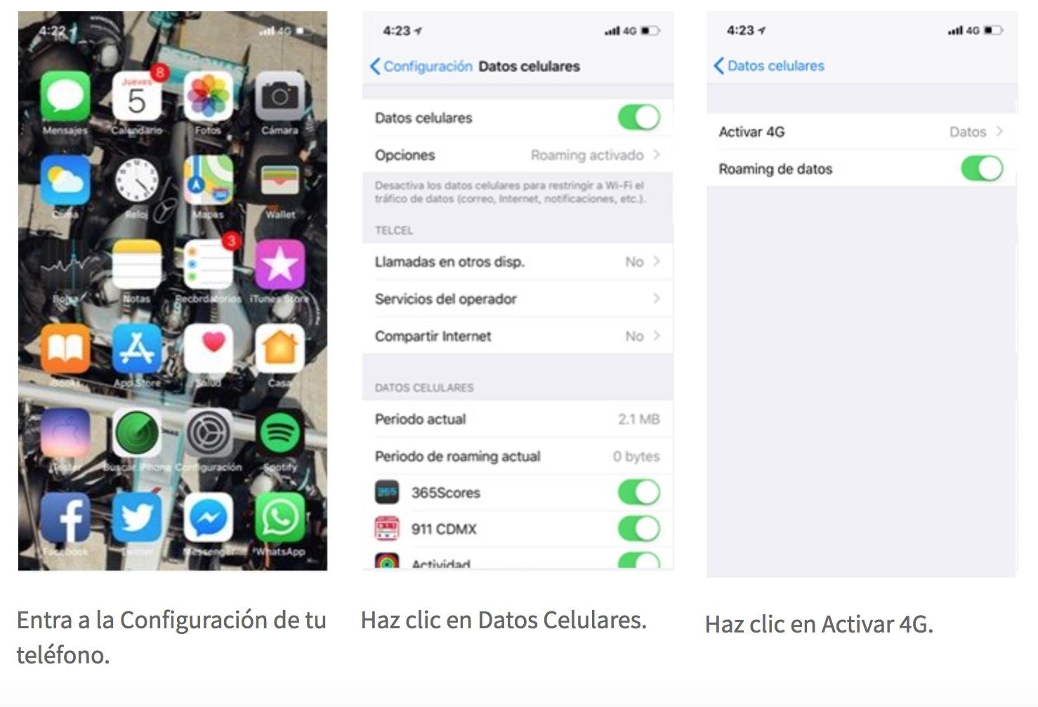 México: ¿Qué es el servicio VoLTE de Telcel y AT&T y cómo funciona?